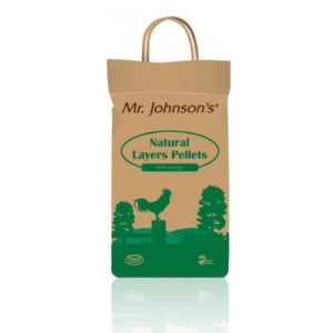 Mr Johnson's Natural Layers Pellets