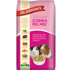 Mr Johnson's Supreme Guinea Pig Mix 2.25kg