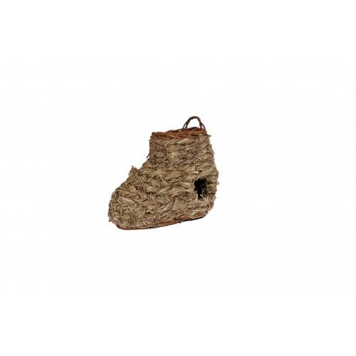 Naturals Woven Play N Hide Boot 9x18x15cm
