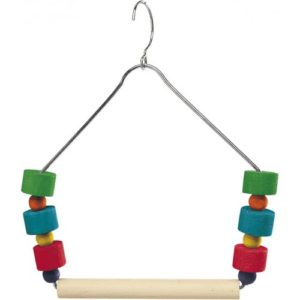 Pa 4084 Swing With Beads 13.8×15.6cm