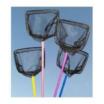 Supa Value Pond Net 9×8″ With 36″ Plastic Handle
